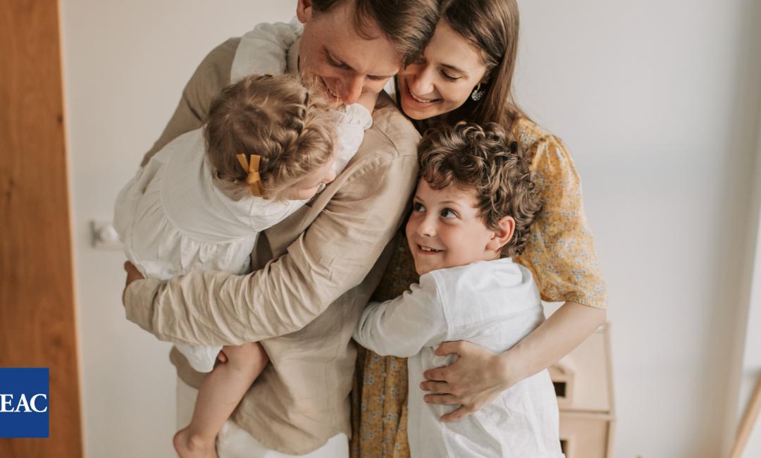 Establece un equilibrio saludable entre tu vida laboral y familiar